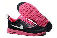 Кроссовки женские Nike Air Max Thea (найк аир макс, оригинал) черные