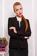 Элегантный женский пиджак офисного стиля