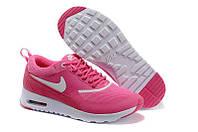 Кроссовки женские Nike Air Max Thea (найк аир макс, оригинал) розовые