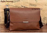 """Сумка """"Videng Polo Big"""", большая сумка - чемодан из эко-кожи."""