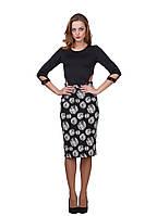 Женское модное деловое платье-трансформер
