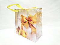 """Новогодний подарочный пакет """"Золото"""""""