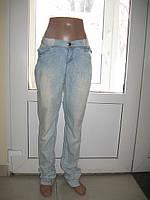 Джинсы летние, размеры 46, 48