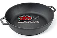 Чугунная жаровня 26 см БИОЛ 03261. Чугунная посуда
