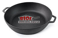 Чугунная жаровня 28 см БИОЛ 03281. Чугунная посуда