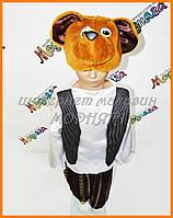 Карнавальный костюм Мишка  в рубашке