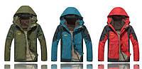 Мужская куртка 2 в 1 JACK WOLFSKIN. Теплые мужские куртки. Модные мужские куртки. Куртки молодежные мужские