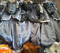 Карнавальные детские костюмы Козлик,Барашек,Волк 3-13 лет S761