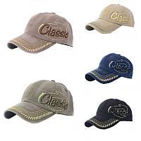 """Практическая бейсболка """"Classic"""" выполнена в спортивном стиле. Модная кепка. Качество хорошее. Код: КД25"""