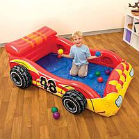 Надувной игровой центр-кровать Intex 48665