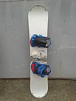 Дитячий сноуборд rossignol 127 см + кріплення