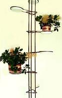 Подставка под цветы пол-потолок (высота 260-275 см.)