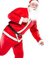 Новогодний костюм Деда мороза, взрослый