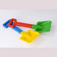 Детская лопатка большая Toys Plast (ИП.17.000)