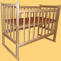 Детская кроватка КФ-1 Харьковской кроватной фабрики