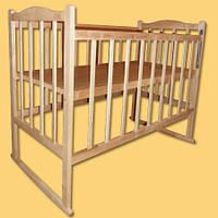 Детская кроватка КФ-2 Харьковской кроватной фабрики