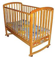 Кровать деревянная Baby Tilly PANDA EXPERT (F-09)