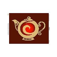 Чайник монохром