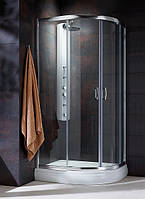 Душевая кабина Radaway Premium Plus E 1900 30492-01-08N коричневое