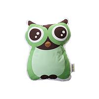 Cotton Living - Подушка игрушка совенок Zizi Green.