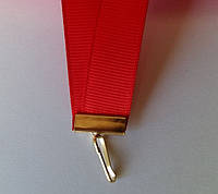 Крепления для лент, медалей и наград