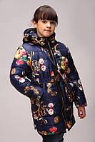 Детская Куртка для девочки «D&G» р. 32,36,38,40