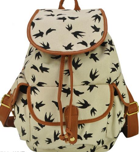 Модный женский повседневный рюкзак 22 л. URBANSTYLE, 020 белый