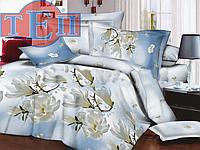 Стильное постельное белье ТЕП «Весений сон» 3D