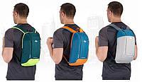 Городской, небольшой, стильный рюкзак. Рюкзак для прогулок на велосипеде. Водонепроницаемый рюкзак. Код:КСС12