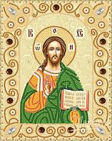 НИК-5301 Господь Вседержитель. Набор для вышивания бисером (икона)