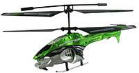Вертолет на дистанционном управлении PHANTOM SCOUT контроль высоты зеленый, 20 см, с гироскопом 3 канала