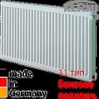 Стальной панельный радиатор Kermi FKO Х1 тип 11  600\400 (538Вт) Германия