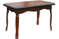 Стол обеденный Гаити 160 см каштан (Микс-Мебель ТМ)
