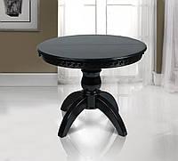 Стол обеденный Престиж венге-шоколад (Микс-Мебель ТМ)
