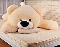"""Мягкая игрушка  медведь лежачий """"Умка"""" 85 см"""