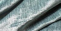 Портьерная ткань шенилл (лазурный)