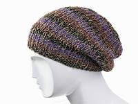 Модная зимняя шапка мужская