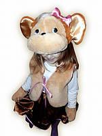 Детский костюм обезьянка мальчик и девочка !