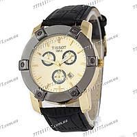 Часы женские наручные Tissot Quartz Black/Gold-Black/Gold