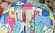 Превосходный женский городской рюкзак 13 л. URBANSTYLE, 061 розовый, фото 5