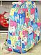 Превосходный женский городской рюкзак 13 л. URBANSTYLE, 061 розовый, фото 2