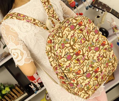 Удивительный женский городской рюкзак 12 л. URBANSTYLE, 030 желтый