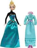 Кукла Эльза день коронации Дисней Disney Frozen Coronation Day Elsa Doll