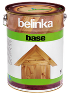 Грунтовка для защиты древесины от грибков Belinka Base 10 л
