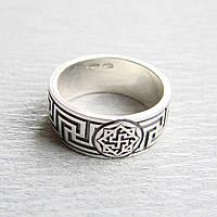 """Серебряное кольцо """"Рысич-Валькирия"""""""
