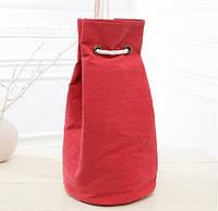 Рюкзак (вещмешок) женский красный