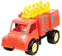 Игрушка Первые машинки Battat Lite Пожарная машина gBT2451Z