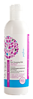 """Шелковое очищающее молочко для лица с органическим экстрактом протеинов шелка """"ORGANIC THERAPY"""""""