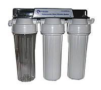 3-х ступенчатая система очистки воды Aquafilter FP3- 2