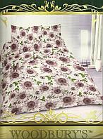 Комплект постельного белья Woodbury's в евро размере